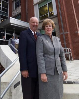Ray and Carole Neag