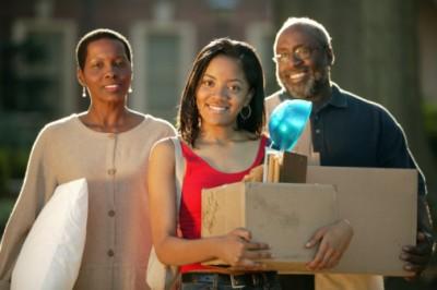 Stock image -- family