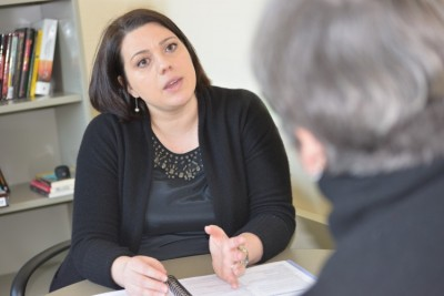 Bianca Montrosse-Moorhead, who was named the 2014 Marcia Guttentag Promising New Evaluator with the American Evaluation Association, shares her ideas on the data collection process.