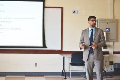 UCAPP Student Presentation